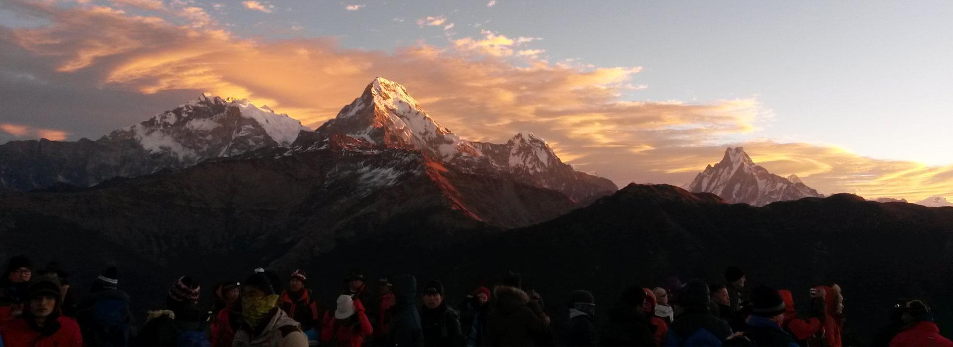 Skreddersy din tur med Trek On Himalaya