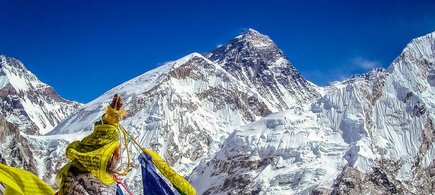 Legendariske Everest Base Camp