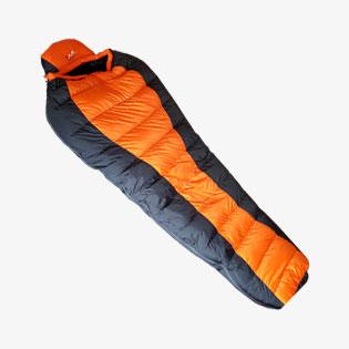 Sovepose for ned til minus 20 grader